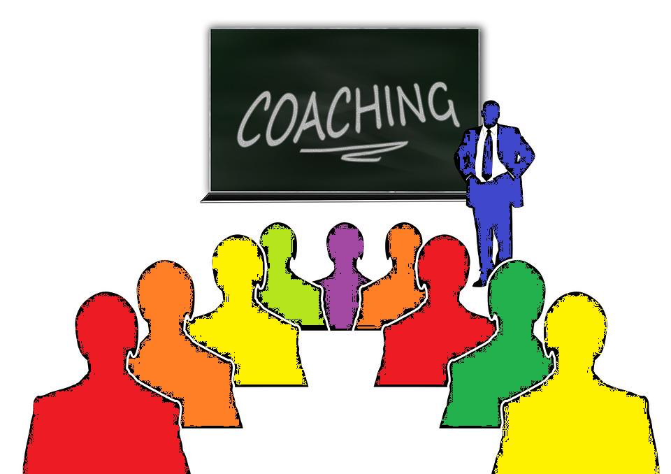 coaching individuale gruppo