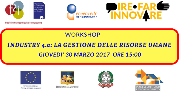 workshop la gestione delle risorse umane