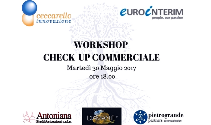 WORKSHOP CHECK-UP COMMERCIALE